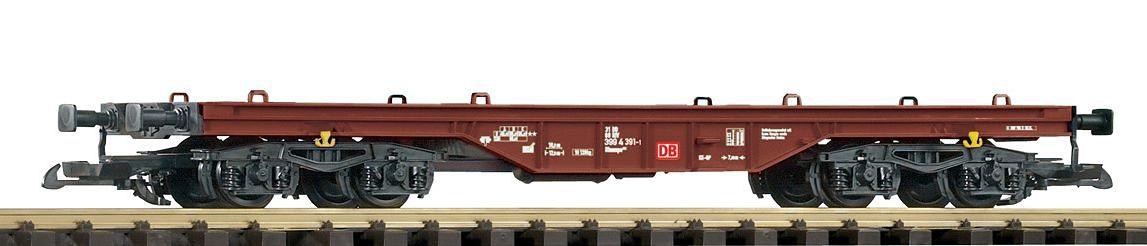 PIKO Güterwagen, Spur G, »Flachwagen - Gleichstrom«