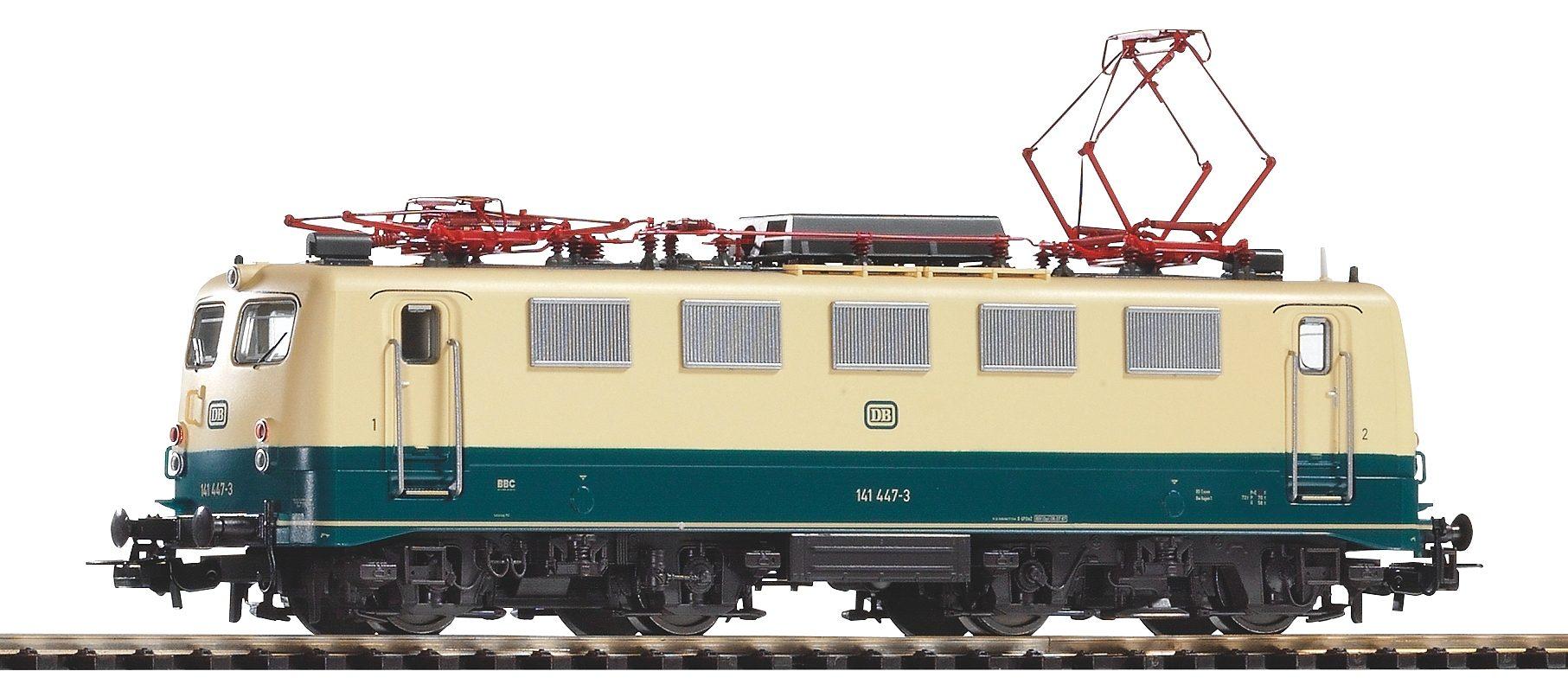 PIKO Elektrolokomotive, Spur H0, »E-Lok BR 141 447-3, DB - Gleichstrom«