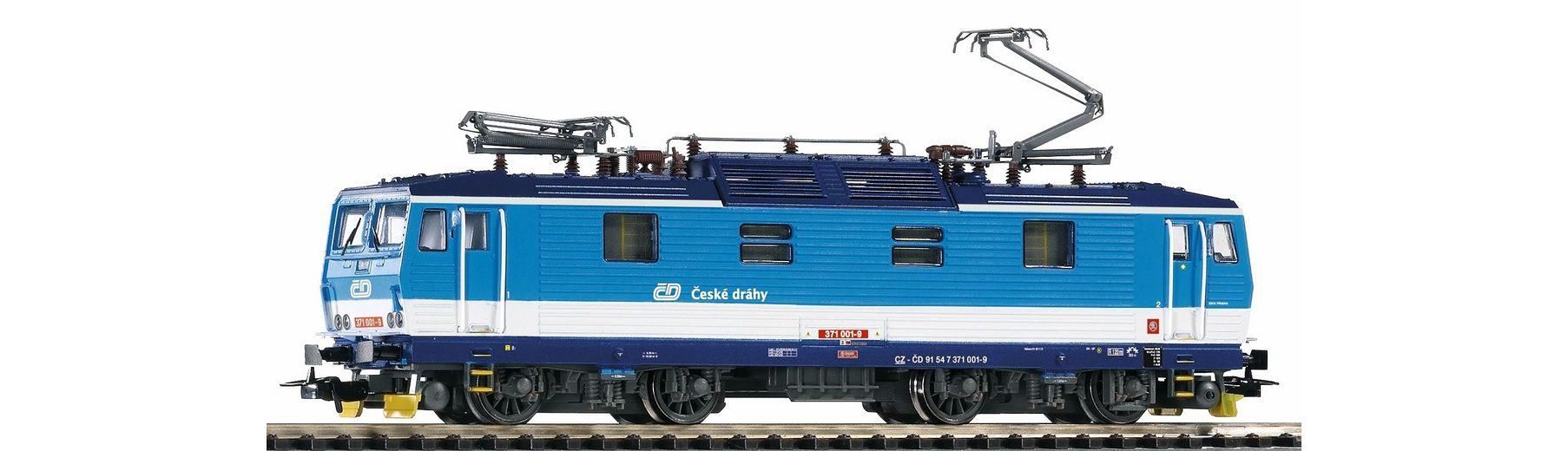 PIKO Elektrolokomotive, Spur H0, »E-Lok BR 371 001-9, CD - Gleichstrom«