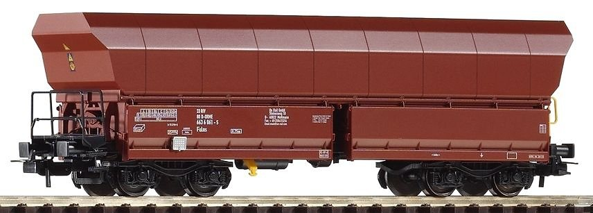 PIKO Güterwagen, Spur H0, »Schütgutwagen Falns 176 OnRail - Gleichstrom« in rot