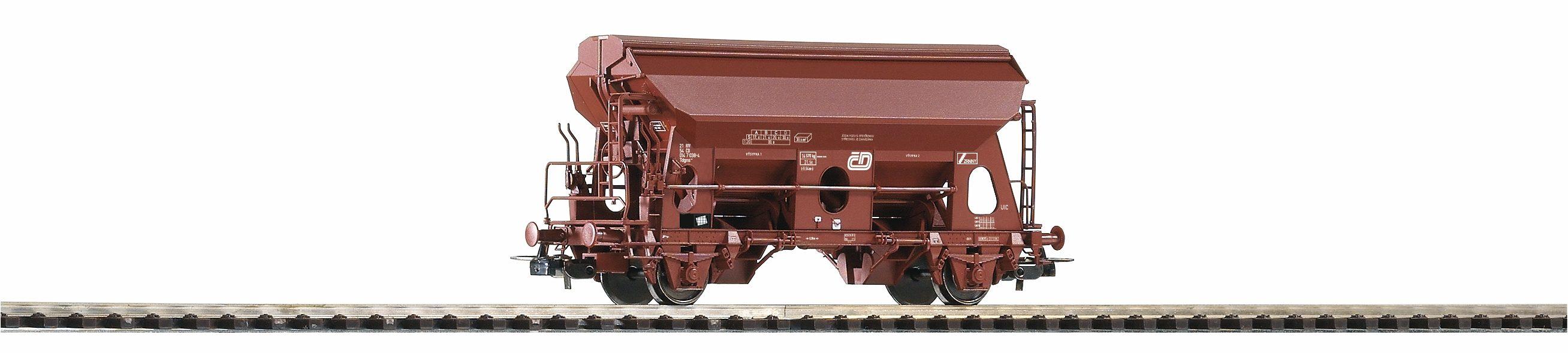 PIKO Güterwagen, Spur H0, »Selbstentladewagen Tdgns4211, CD - Gleichstrom«