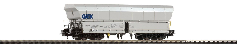 PIKO Güterwagen, Spur H0, »Schüttgutwagen Falns 176 GATX - Gleichstrom«