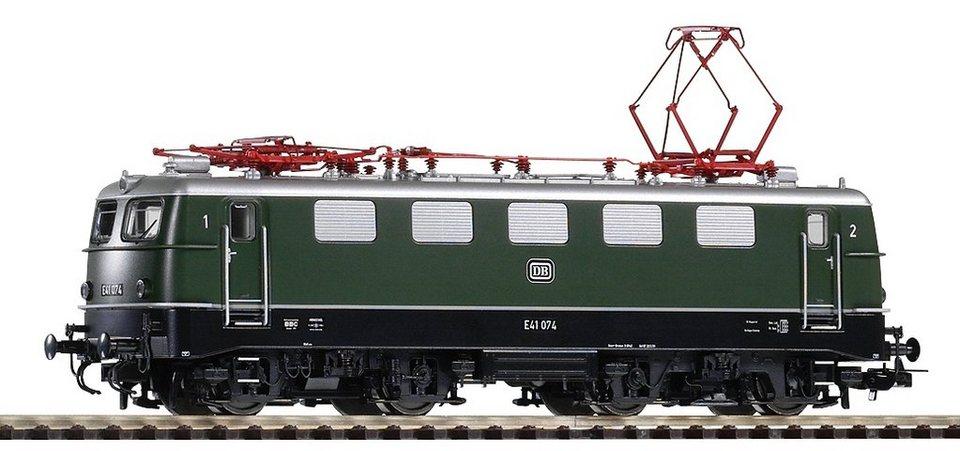 PIKO Elektrolokomotive, Spur H0, »E-Lok E41, DB - Wechselstrom« in grün