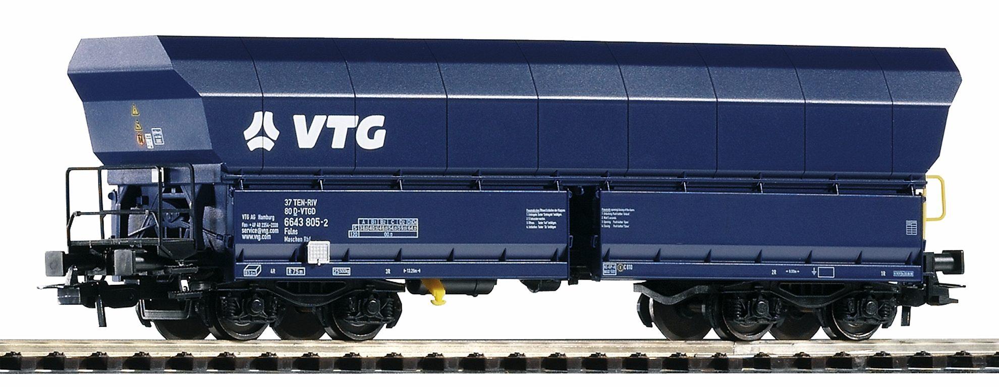 PIKO Güterwagen, Spur H0, »Schüttgutwagen Falns 176VTG - Gleichstrom«