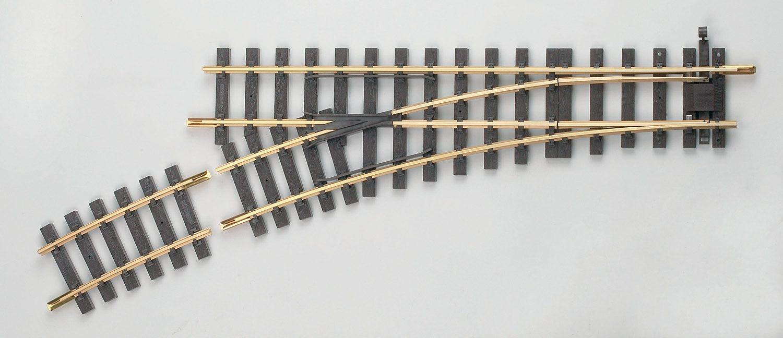 PIKO Weiche »G-Weiche links R5, 22,5-Grad«, Spur G