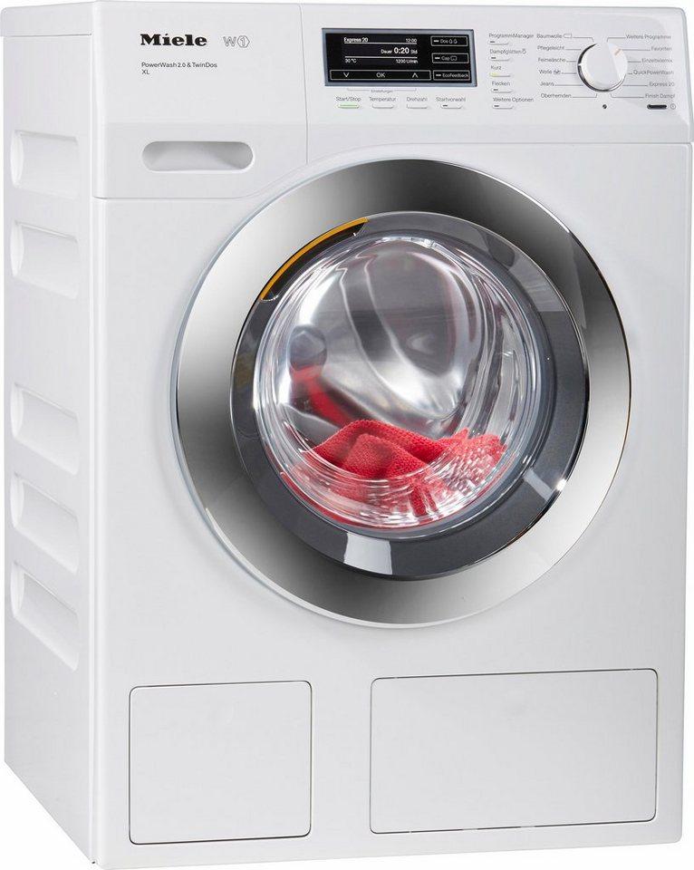 miele waschmaschine wkr 771 wps online kaufen otto. Black Bedroom Furniture Sets. Home Design Ideas