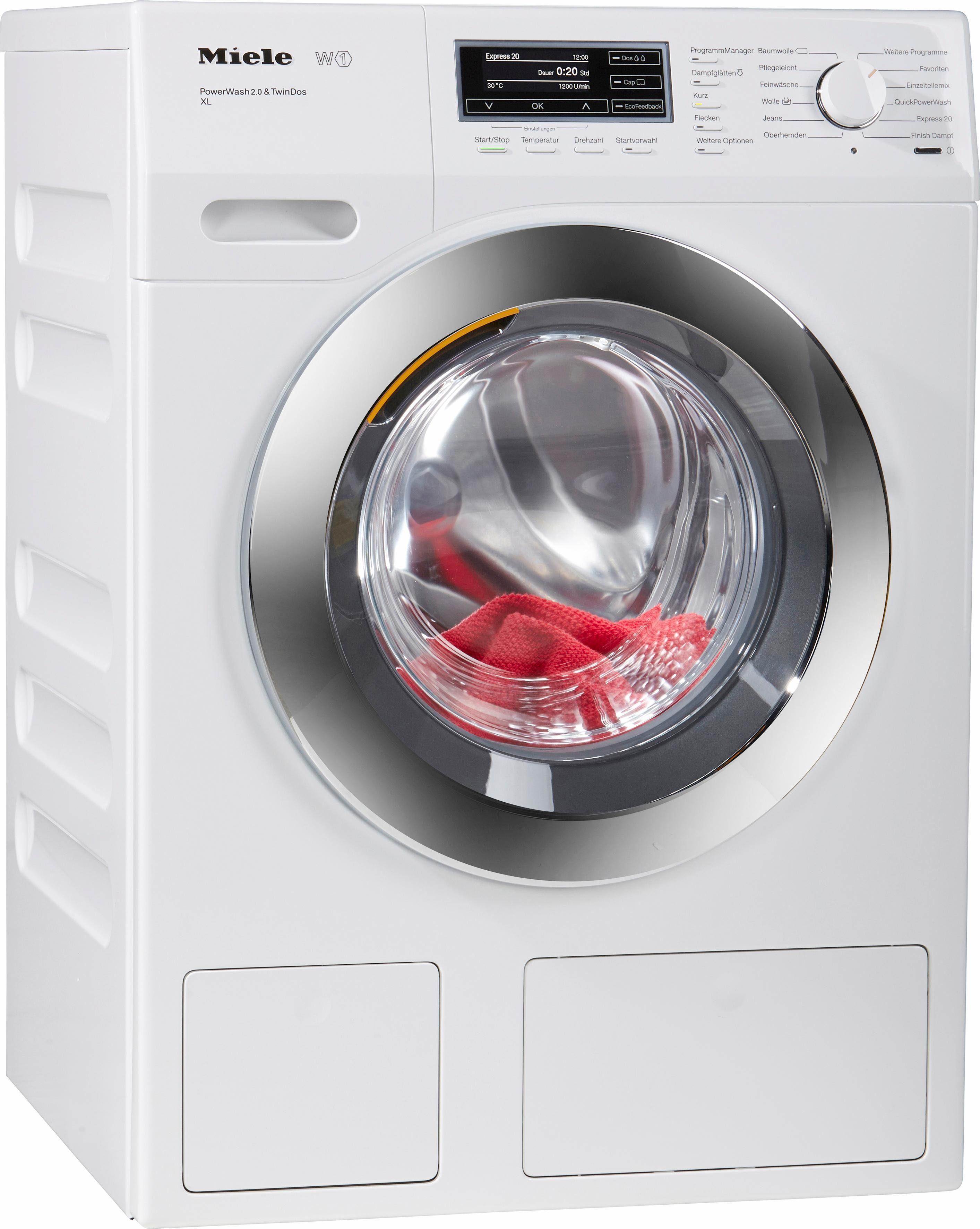 MIELE Waschmaschine WKR 771 WPS, A+++, 9 kg, 1600 U/Min