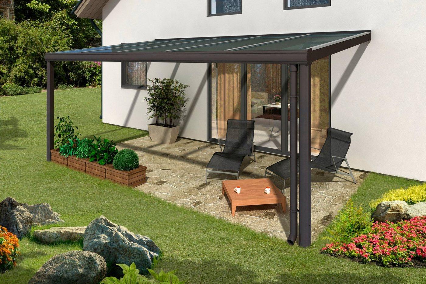 terrassendach aluminium sonstige preisvergleiche erfahrungsberichte und kauf bei nextag. Black Bedroom Furniture Sets. Home Design Ideas
