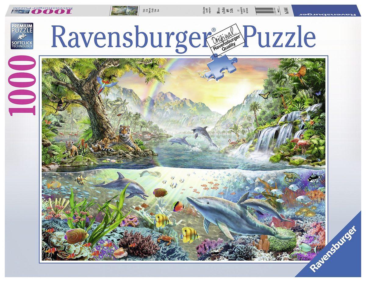 Ravensburger Puzzle, 1000Teile, »Im Paradies«