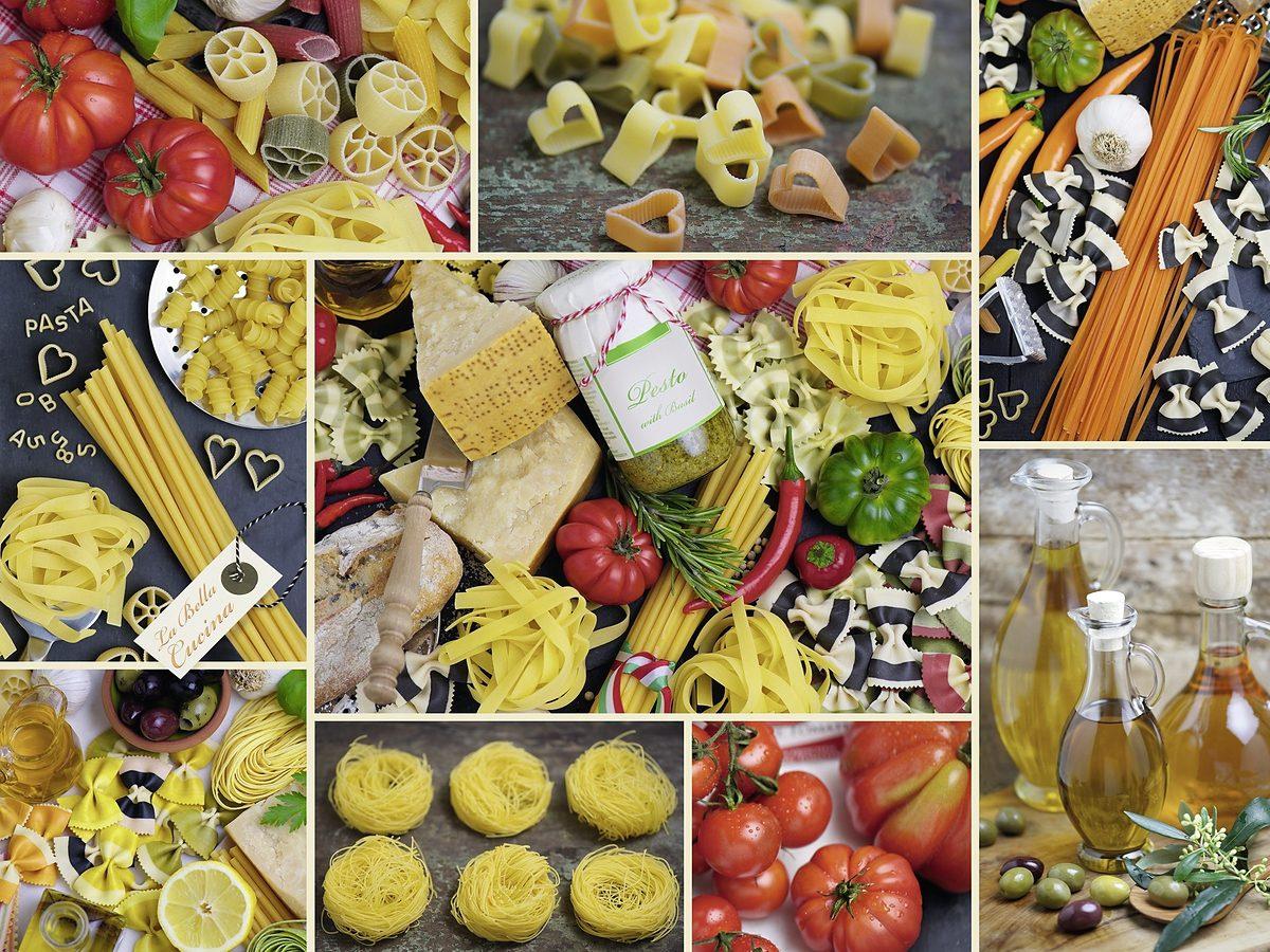 Ravensburger Puzzle, 1500 Teile, »Zeit für Pasta«