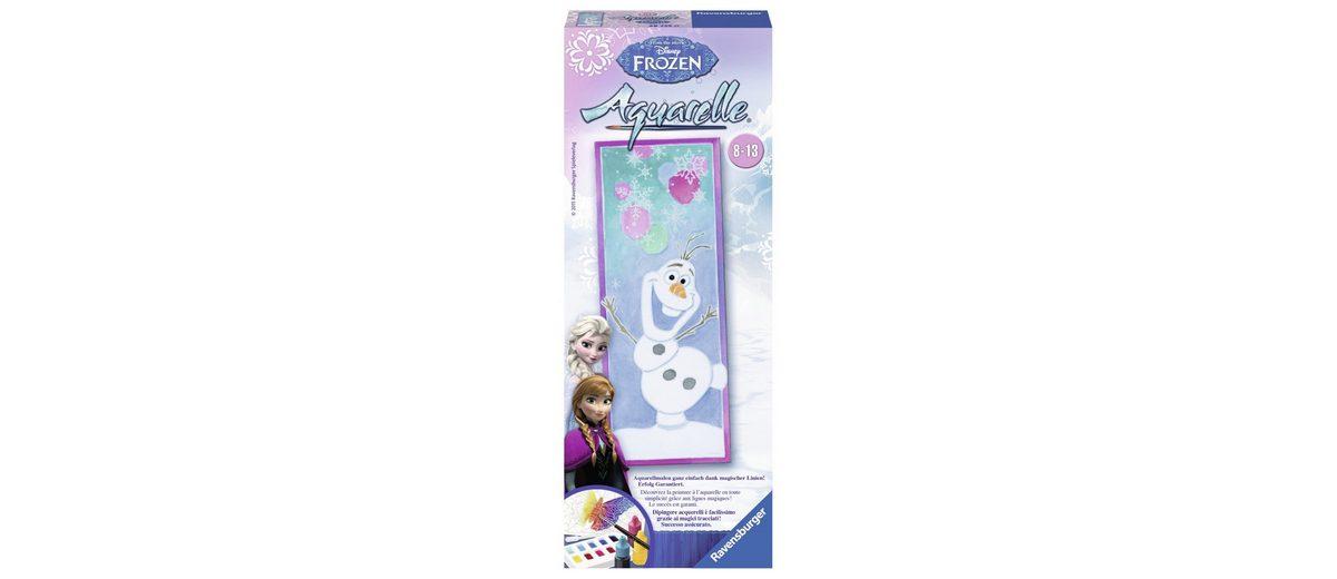 Ravensburger Aquarelle, »Disney Frozen-Olaf«