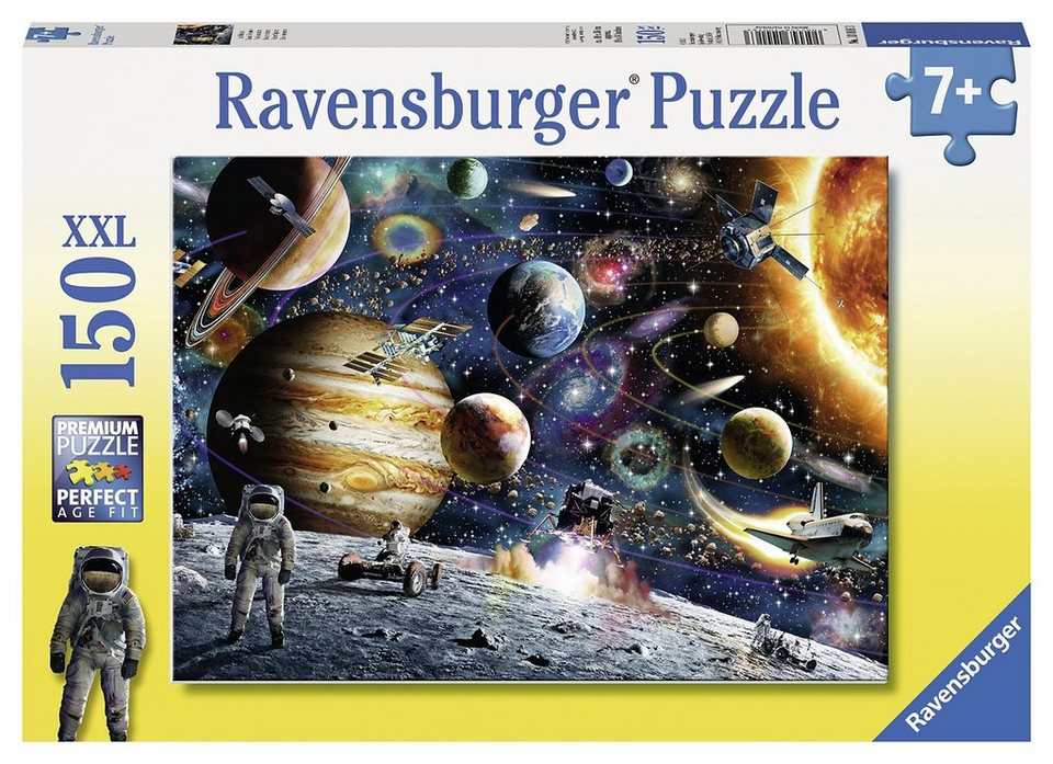 Ravensburger Puzzle, 150 Teile, »Im Weltall«