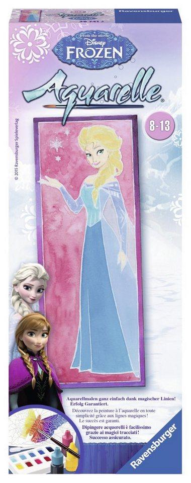 Ravensburger Aquarelle, »Disney Frozen-Elsa«