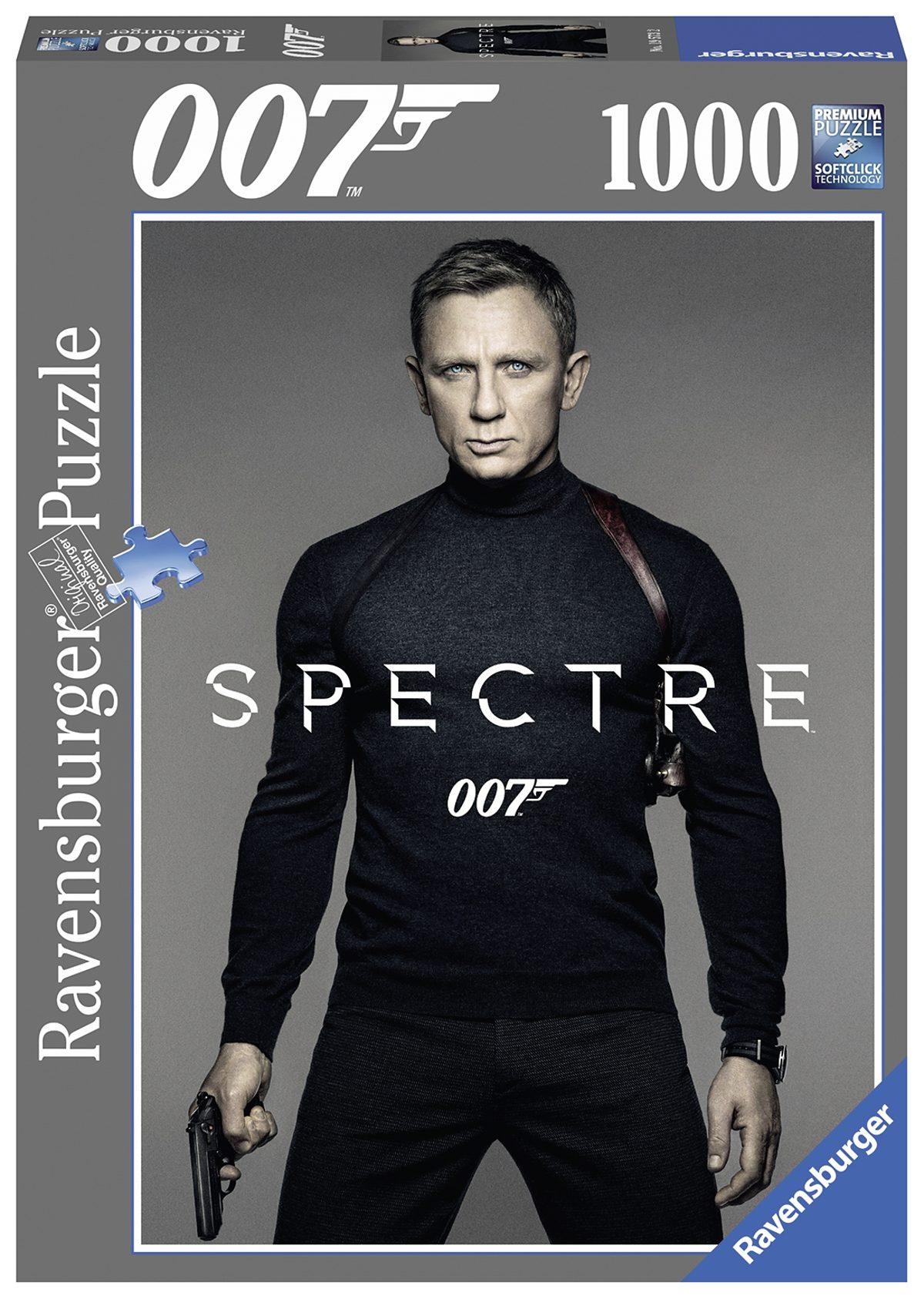 Ravensburger Puzzle, 1000 Teile, »James Bond Retro«