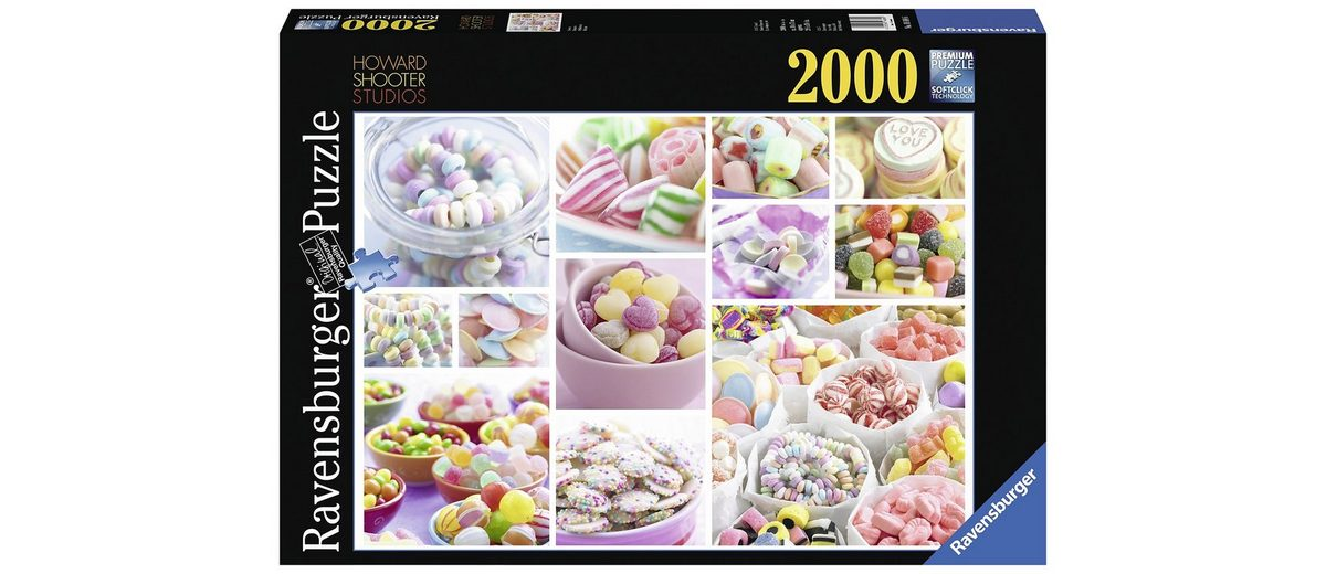 Ravensburger Puzzle, 2000 Teile, »Sweets«
