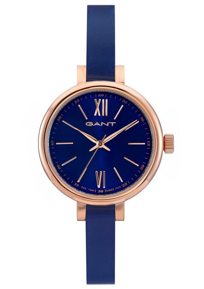 Gant Quarzuhr »ELIZABETH, W71402« in blau