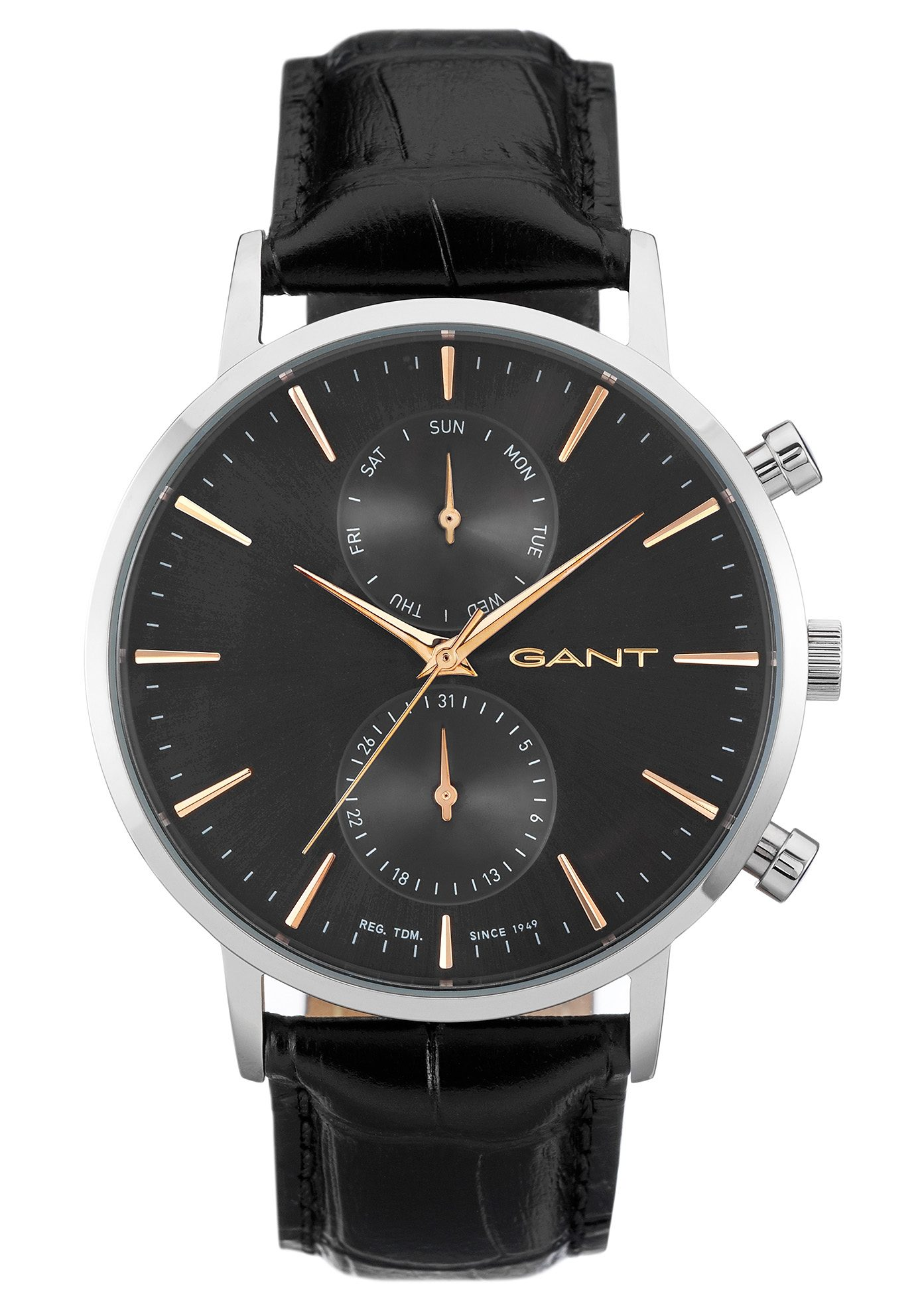 Gant Multifunktionsuhr »PARK HILL DAY-DATE, W11202«