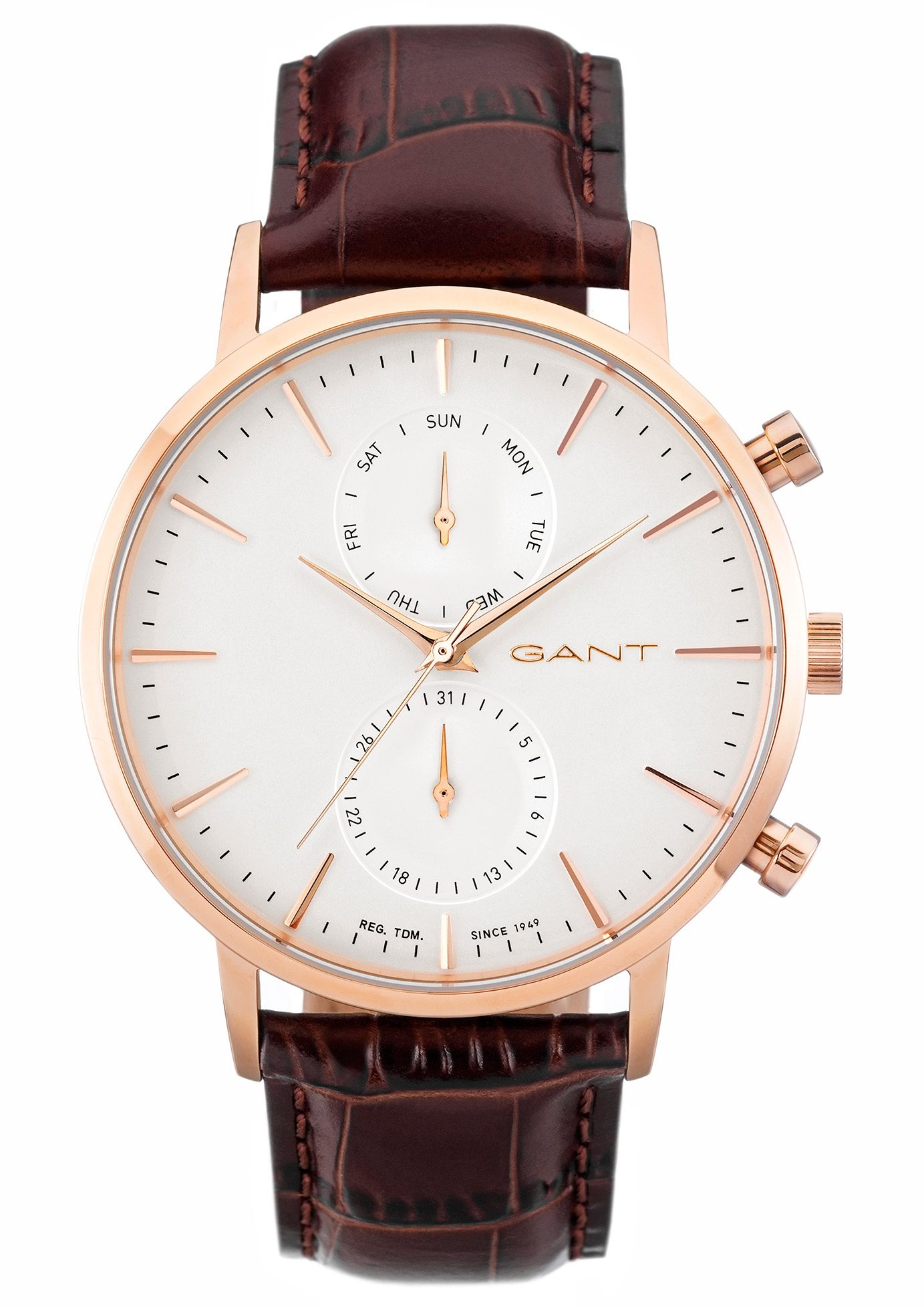 Gant Multifunktionsuhr »PARK HILL DAY-DATE, W11203«