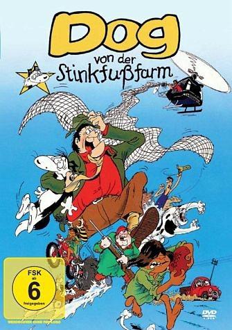 DVD »Dog von der Stinkfußfarm«