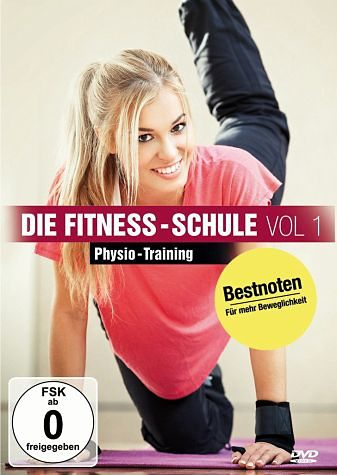 DVD »Die Fitness-Schule Vol. 1 - Physio-Training«