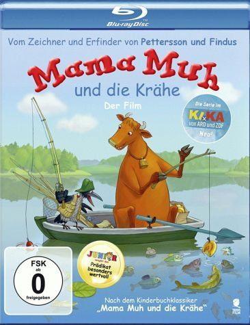 Blu-ray »Mama Muh und die Krähe - Der Film«