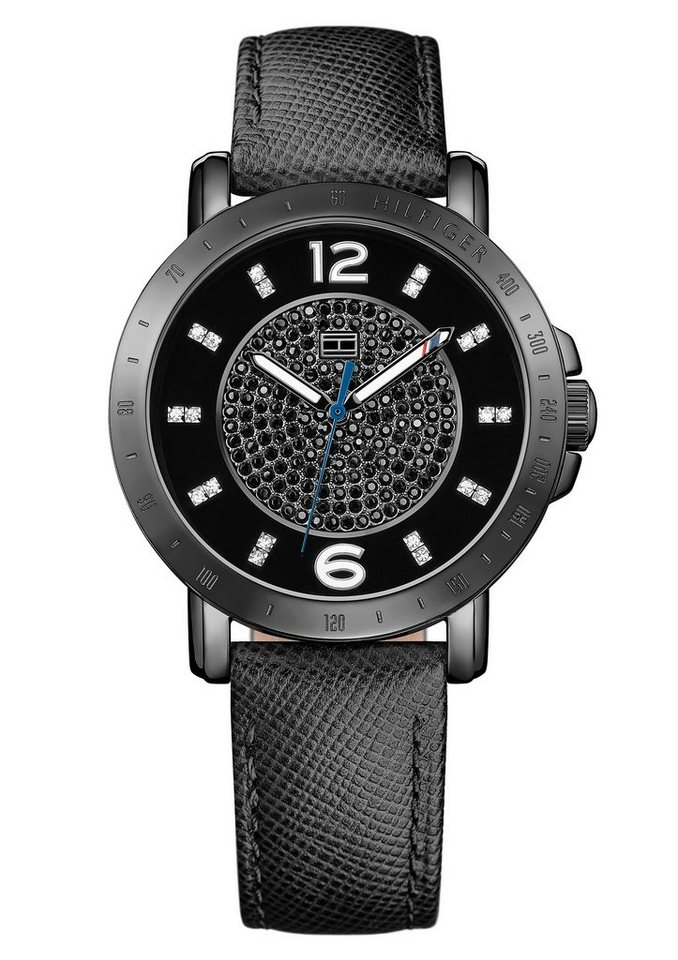 tommy hilfiger armbanduhr 1781624 kaufen otto. Black Bedroom Furniture Sets. Home Design Ideas