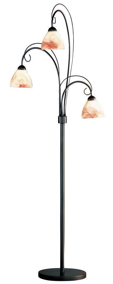 honsel leuchten stehleuchte 3 flammig venezia 47373 online kaufen otto. Black Bedroom Furniture Sets. Home Design Ideas