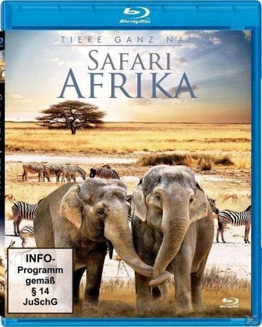 Blu-ray »Safari Afrika«