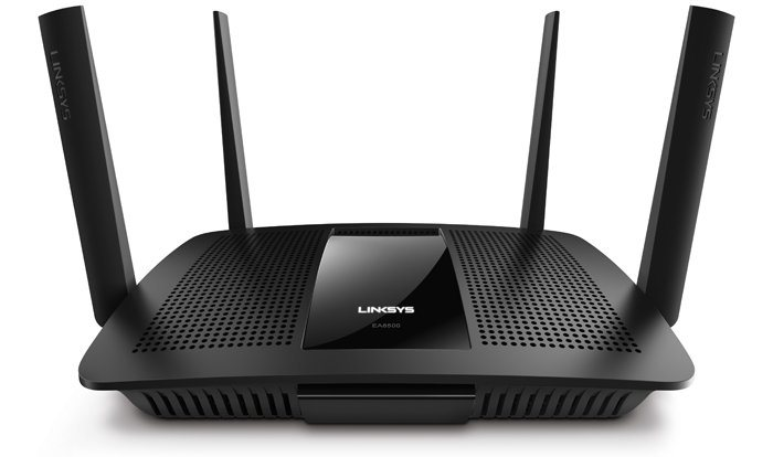Linksys Router »EA8500 MUMIMO GIGABIT ROUTER«