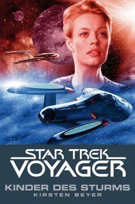 Broschiertes Buch »Kinder des Sturms / Star Trek Voyager Bd.7«