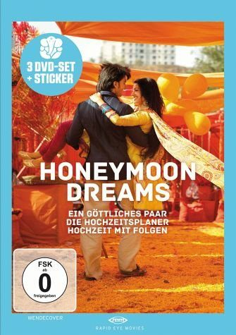 DVD »Honeymoon Dreams (3 Discs)«