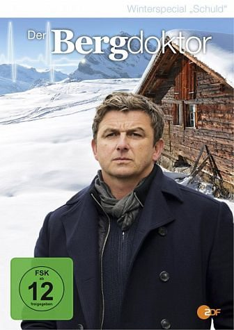 DVD »Der Bergdoktor - Winterspecial«