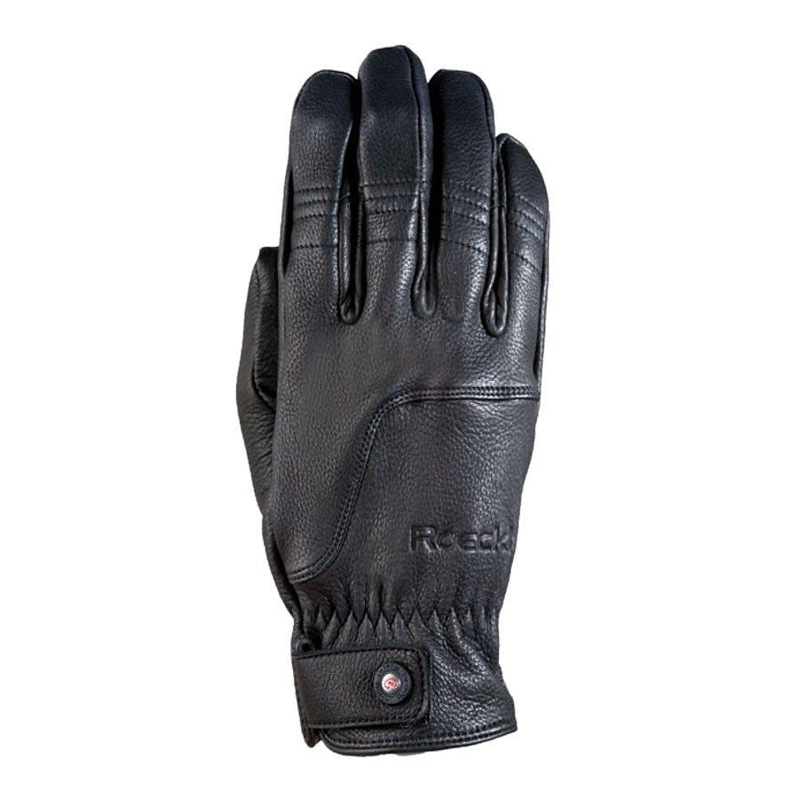 Roeckl Handschuhe »Krokom black« in schwarz