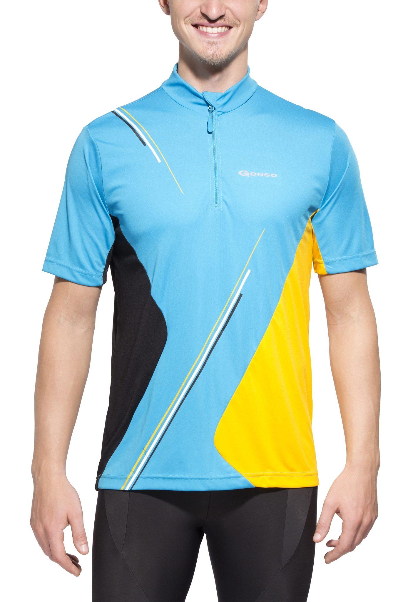 Gonso Radtrikot »Jeremy Bike-Shirt Herren«