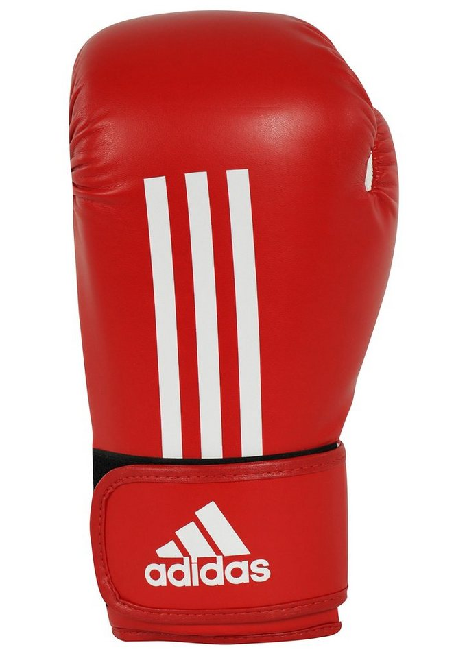 adidas Performance Boxhandschuhe, »Energy 100« in rot-weiß