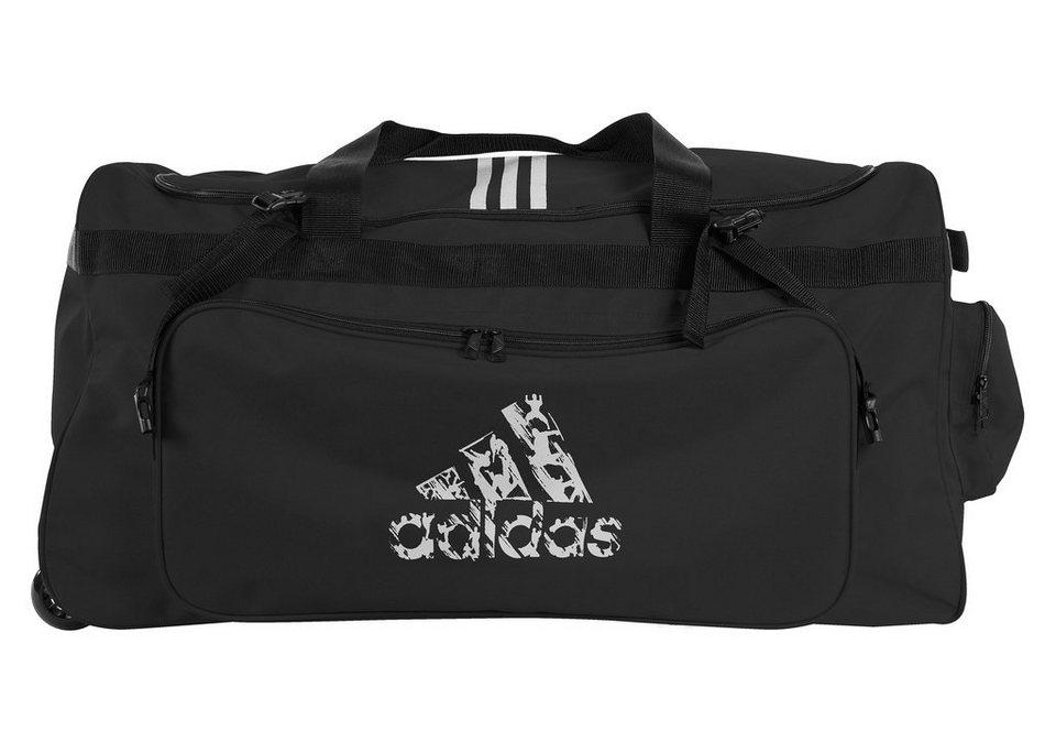 adidas Performance Sporttasche, »Trolley Bag« in schwarz