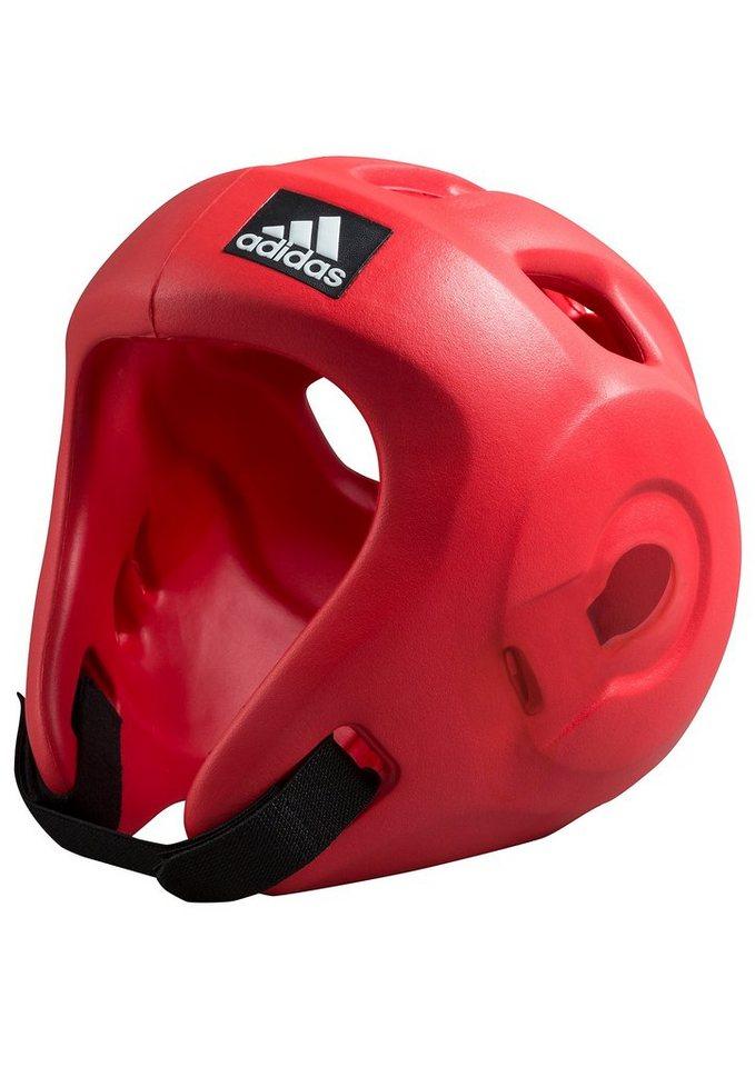 adidas Performance Kopfschutz, »adiZero moulded Head Gear« in rot