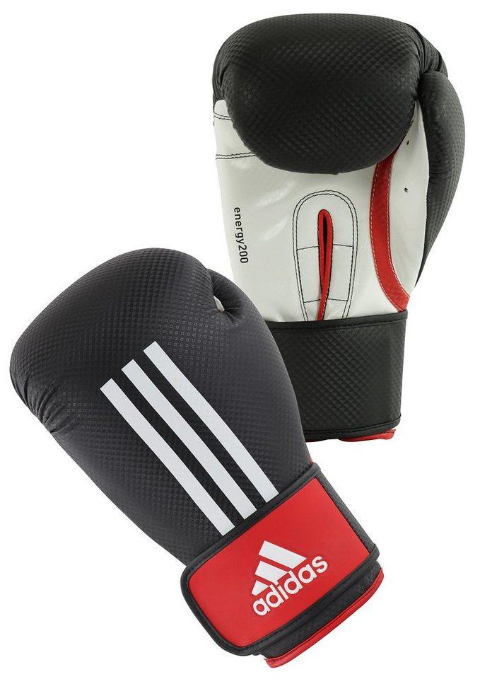 adidas Performance Boxhandschuhe, »Energy 200« in mehrfarbig