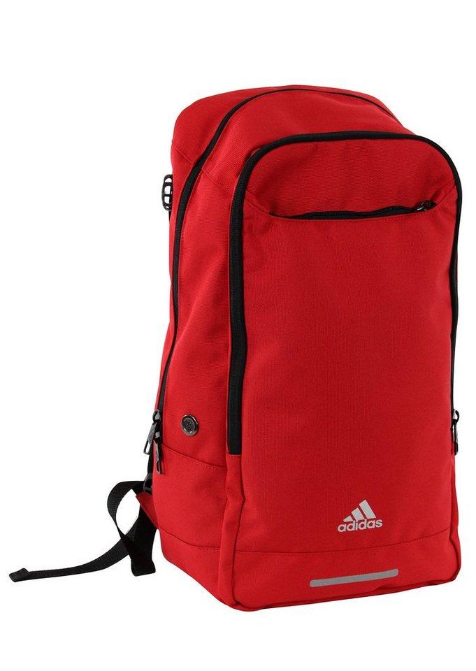 Adidas Performance Sportrucksack, »Training Backpack« in rot