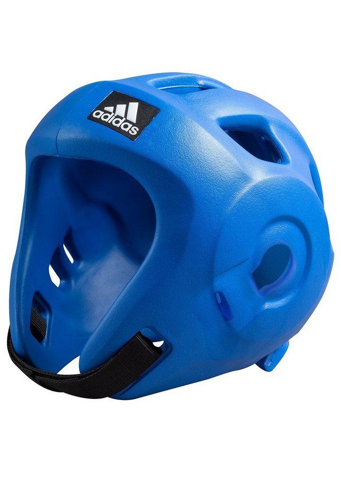adidas Performance Kopfschutz, »adiZero moulded Head Gear« in blau