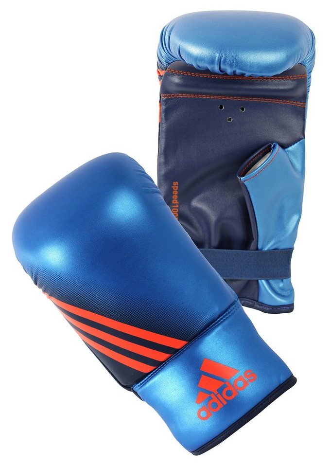 adidas Performance Boxhandschuhe, Sandsackhandschuhe, »Speed 100 Bag Glove« in blau-orange