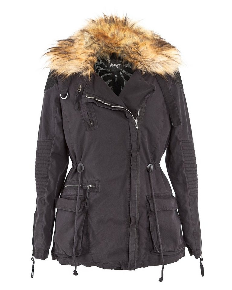 MAZE Parka, Damen »Nibley« in black