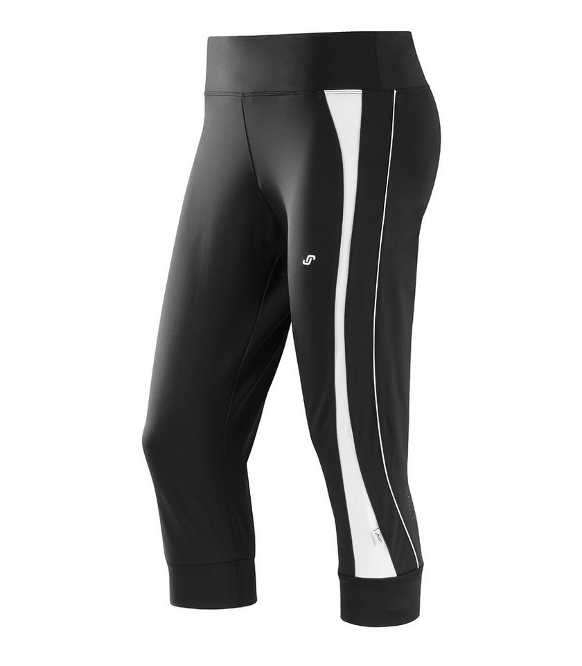 JOY sportswear Caprihose »SILVIA« in black