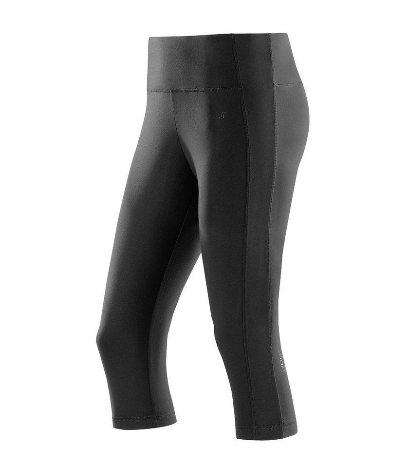 JOY sportswear Caprihose »MERLE« in black