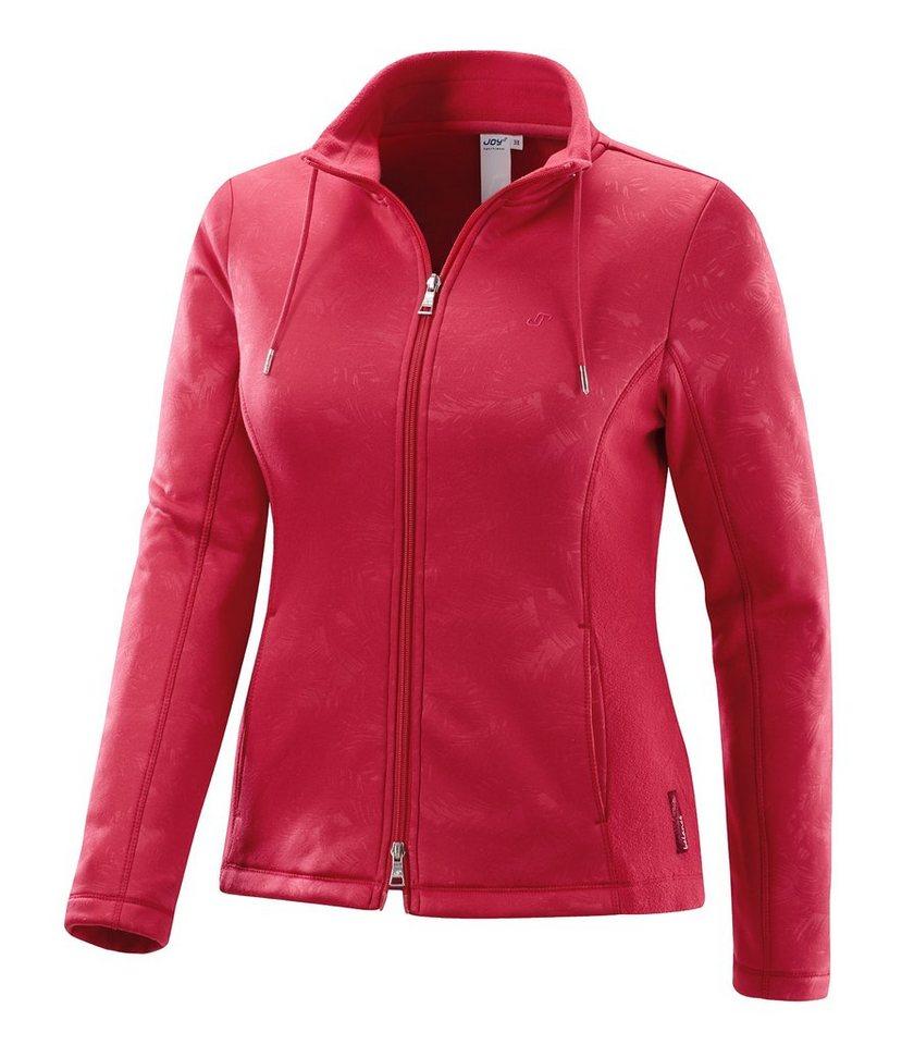 JOY sportswear Jacke »PAMMY« in tizian red