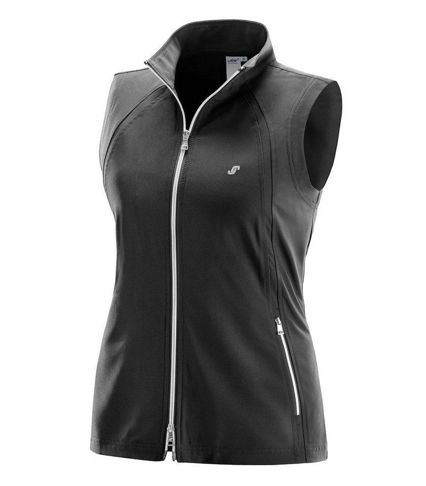 JOY sportswear Weste »EMMA« in black