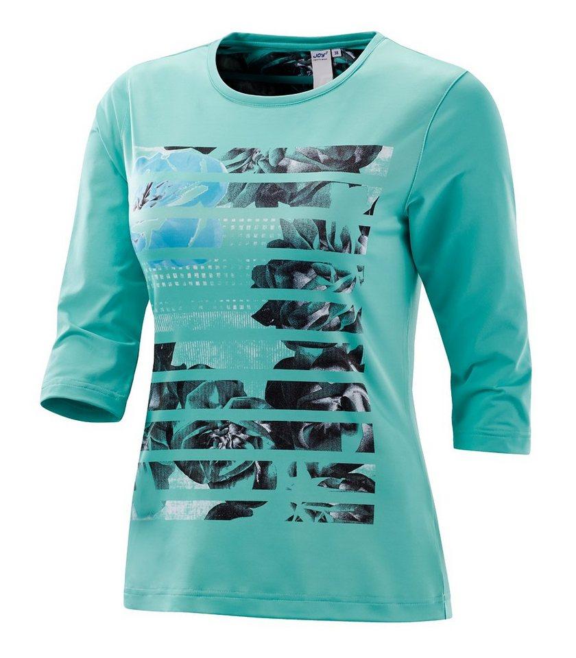 JOY sportswear 3/4-Arm-Shirt »ALLIE« in salvia