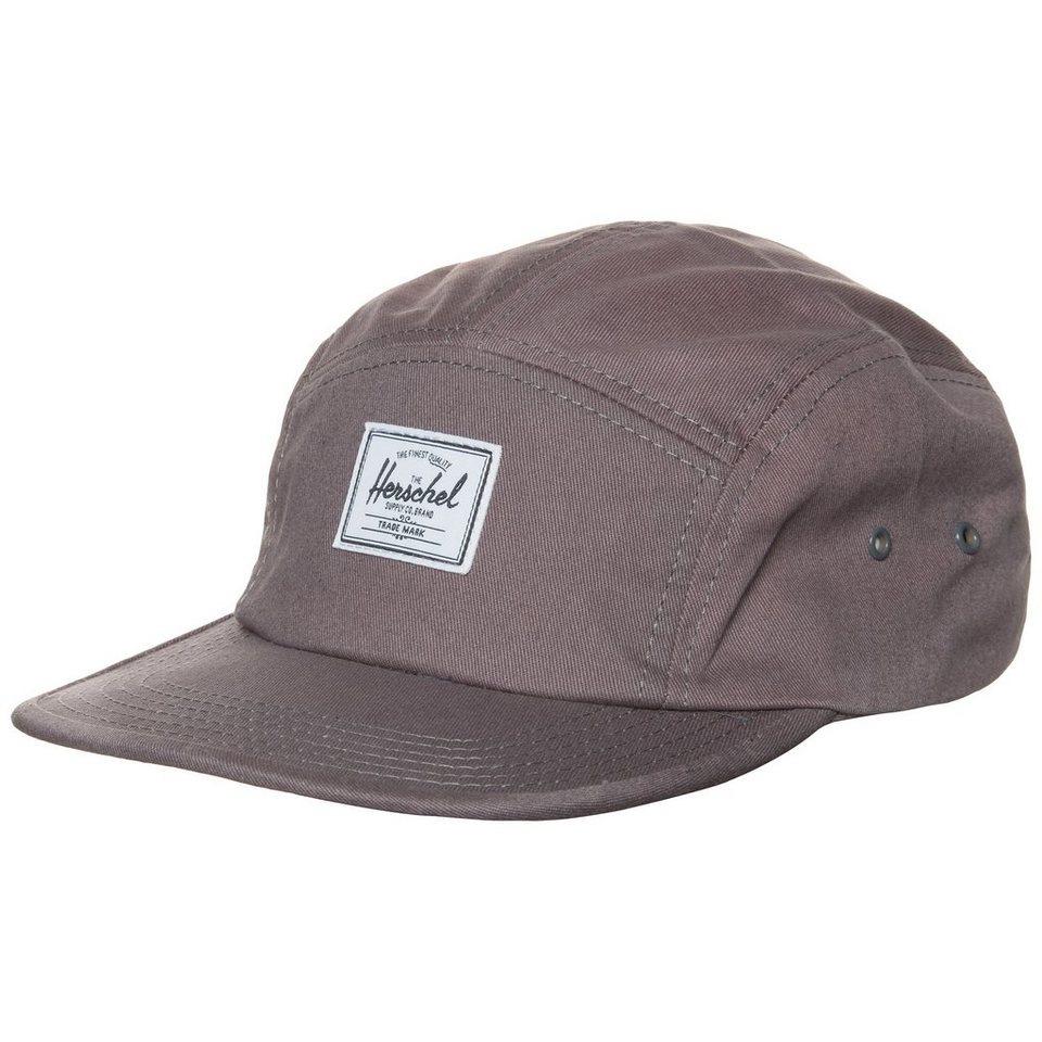 Herschel Glendale Five Panel Cap in grau