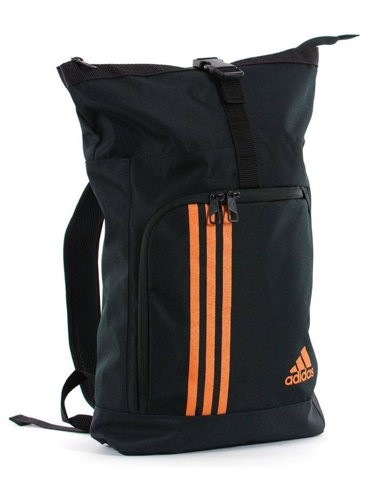 adidas Performance Sporttasche, »ADIACC041 orange« in schwarz-orange