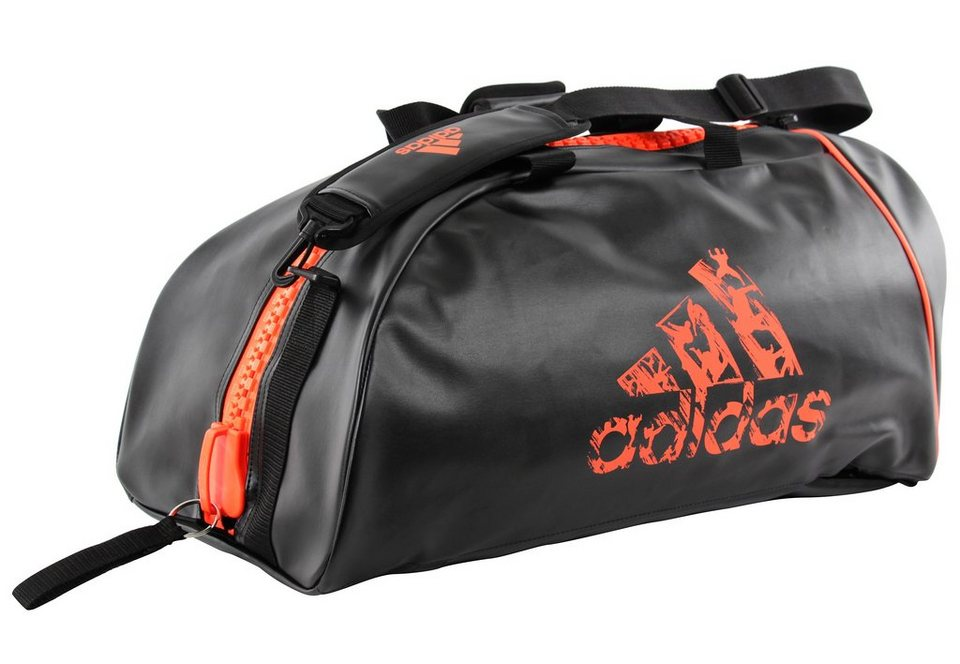 Adidas Performance Sporttasche, »ADIACC051 orange« in schwarz-orange
